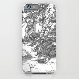 Perch & Gerald iPhone Case