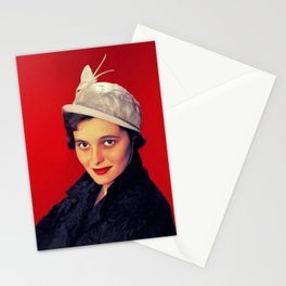 Patricia Neal, Actress Stationery Cards