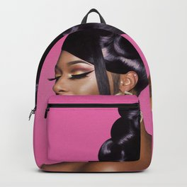 Cardi B Megan Thee Stallion Backpack