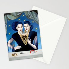 Daughters of Maternal Impression Stationery Cards
