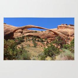 Beautiful Landscape Arch Rug