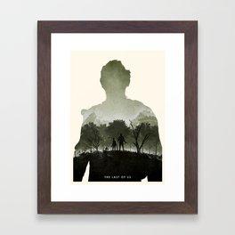 The Last Of Us (II) Framed Art Print