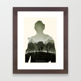 The Last Of Us (II) Framed Art Print