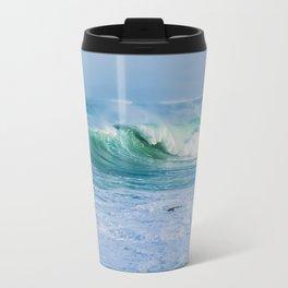 Breaking Waves Travel Mug