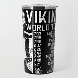 Viking World Tour - Raid Dates Travel Mug