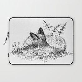 Sleepy Fox Laptop Sleeve