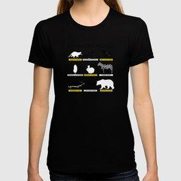 animals friendly T-shirt
