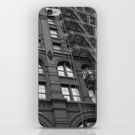 Windows and Stairs iPhone Skin