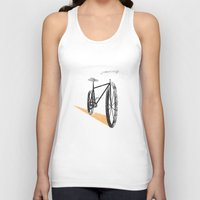cycle Tank Tops featuring Cycle by foureighteen