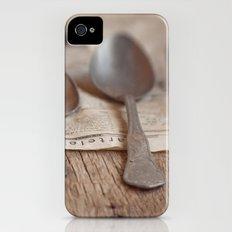 Spoons Slim Case iPhone (4, 4s)