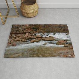 Virgin_River Falls 0898 - Zion Court Rug