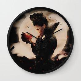Halloween Queen Wall Clock