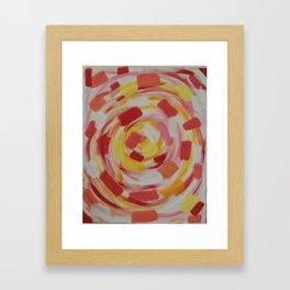 Abstract Wall Art Framed Art Print