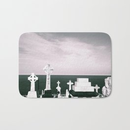 A place to rest by the ocean Bath Mat