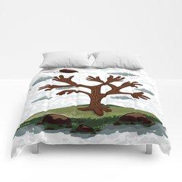 Player tree Comforters