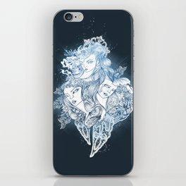 Mermaids iPhone Skin