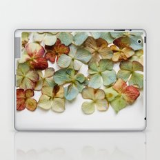 Hydrangea Petals no. 2 Laptop & iPad Skin