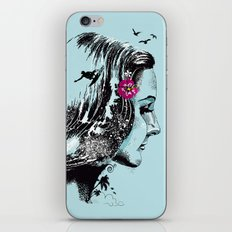 SURFHAIR iPhone & iPod Skin