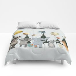 the solar parade Comforters