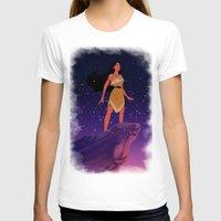 pocahontas T-shirts featuring Pocahontas ♥ by Vita♥G