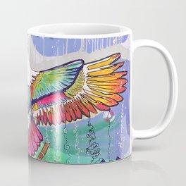 Flying Eagle Coffee Mug