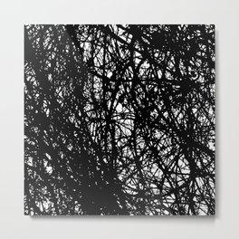 Branches 1 Metal Print