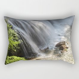 The waterfalls Rectangular Pillow