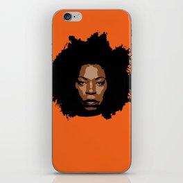 Queen Vee iPhone Skin
