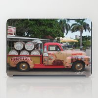 runner iPad Cases featuring Rum Runner by bfphotography