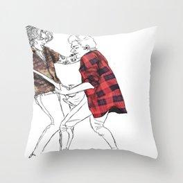 Narry Throw Pillow