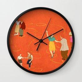 Sing, sing, sing! Wall Clock