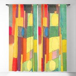 Paul Klee Kairouan Style Blackout Curtain