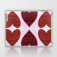 Hearts Laptop & iPad Skin