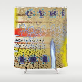 Burning for You Shower Curtain