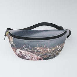 Infinite Pool to Tiger Jungle Fanny Pack