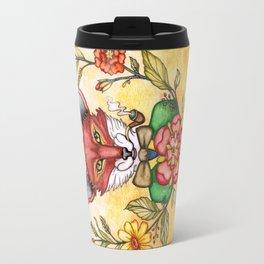 Professor Von Fox  Travel Mug