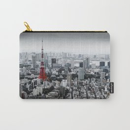 Cinereous City Carry-All Pouch