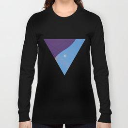 Lunar Curve Long Sleeve T-shirt