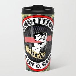 DMolition Barcelona Travel Mug