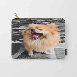Heart of a Lion Carry-All Pouch