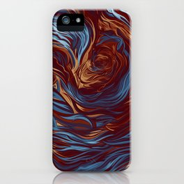 Mood (Trippin') iPhone Case