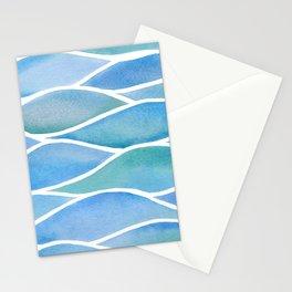 Lake Surface Stationery Cards