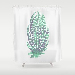 Cactus (2) Shower Curtain