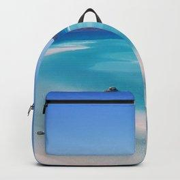 Australia Photography - Whitehaven Beach Backpack