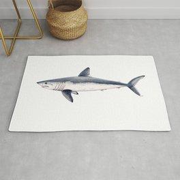 Porbeagle shark (Lamna nasus) Rug