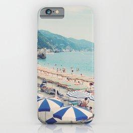 Monterosso al Mare, Cinque Terre, Italy iPhone Case