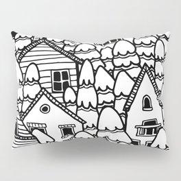 Where the Bears Live Pillow Sham
