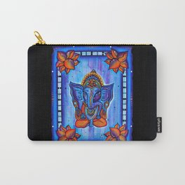 Ganesh - Remover of Obstacles Carry-All Pouch