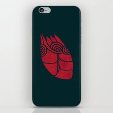 (heart) iPhone Skin