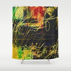 Close To Home Shower Curtain